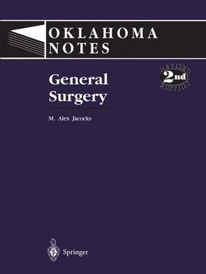 General Surgery - Oklahoma Notes (Paperback)