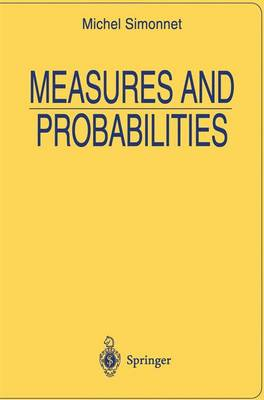 Measures and Probabilities - Universitext (Paperback)