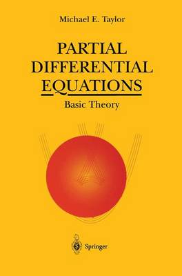 Partial Differential Equations: Basic Theory - Texts in Applied Mathematics 23 (Paperback)