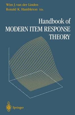 Handbook of Modern Item Response Theory (Hardback)