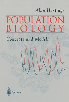 Population Biology: Concepts and Models (Paperback)