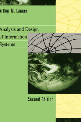 Analysis and Design of Information Systems (Hardback)