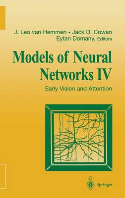 Models of Neural Networks IV: Early Vision and Attention - Physics of Neural Networks (Hardback)