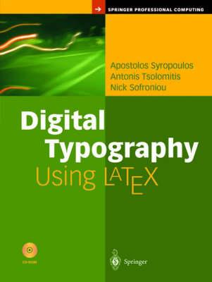 Digital Typography Using LaTeX (Paperback)