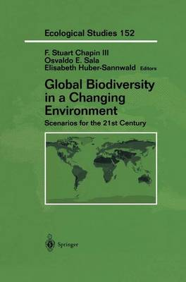 Global Biodiversity in a Changing Environment: Scenarios for the 21st Century - Ecological Studies 152 (Paperback)
