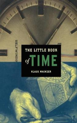 The Little Book of Time - Little Book Series (Hardback)