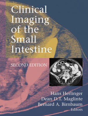 Clinical Imaging of the Small Intestine (Paperback)