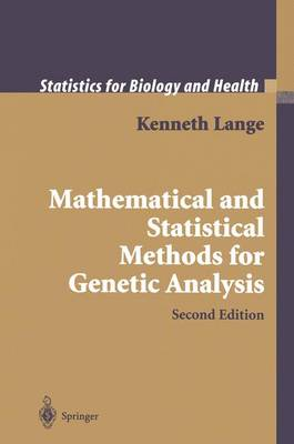 Mathematical and Statistical Methods for Genetic Analysis - Statistics for Biology and Health (Hardback)