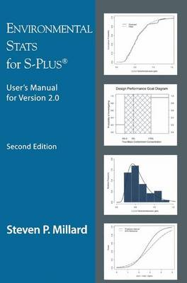 Environmentalstats for S-plus(r): User's Manual for Version 2.0 (Paperback)
