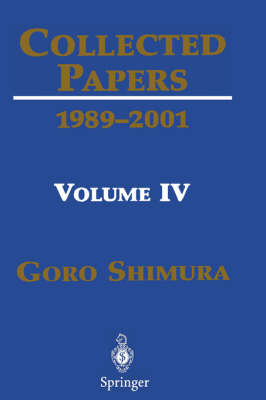 Collected Papers: 1989-2001 Volume VI (Hardback)