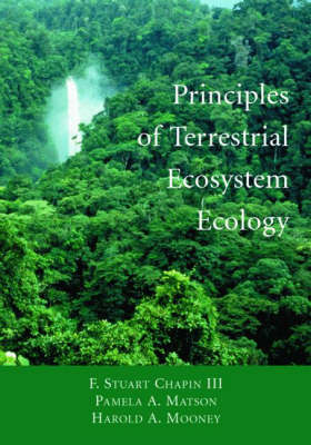 Principles of Terrestrial Ecosystem Ecology (Paperback)