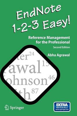 EndNote 1 - 2 - 3 Easy!: Reference Management for the Professional (Paperback)
