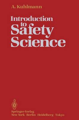 Introduction to Safety Science (Paperback)