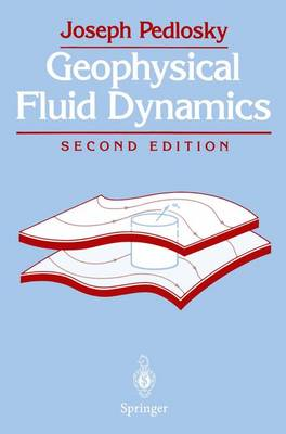 Geophysical Fluid Dynamics (Paperback)