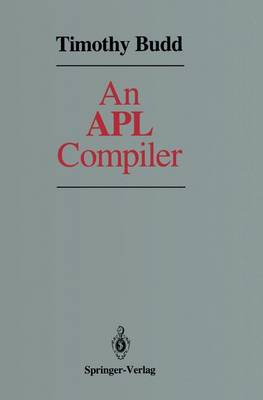 An APL Compiler (Paperback)