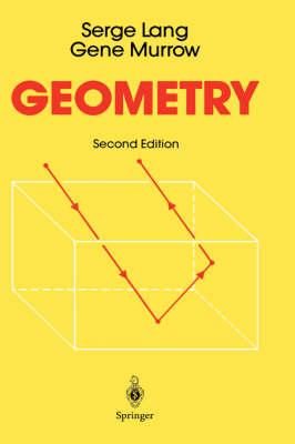 Geometry: A High School Course (Hardback)
