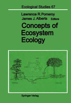 Concepts of Ecosystem Ecology: a Comparative View (Hardback)