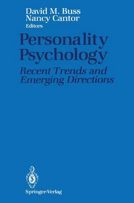 Personality Psychology: Recent Trends and Emerging Directions : Conference : Selected Papers (Hardback)