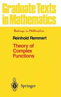 Theory of Complex Functions - Graduate Texts in Mathematics 122 (Hardback)