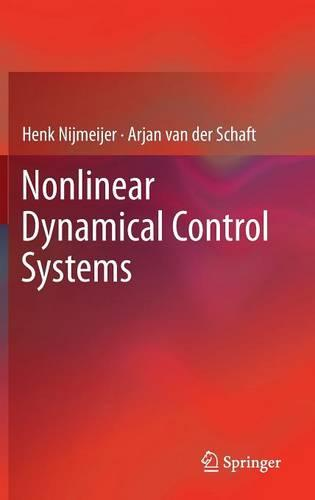 Nonlinear Dynamical Control Systems (Hardback)