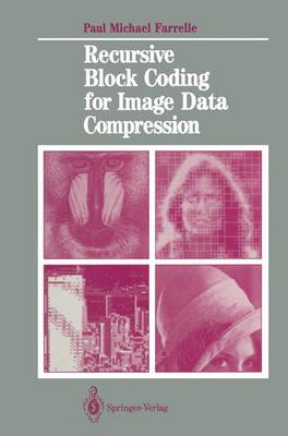 Recursive Block Coding for Image Data Compression - Brock/Springer Series in Contemporary (Hardback)