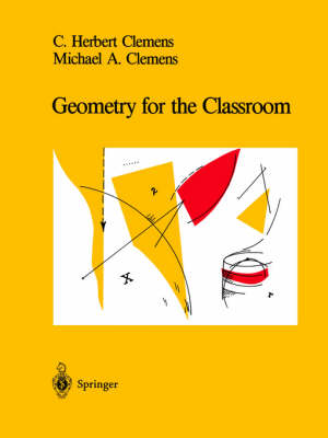 Geometry for the Classroom (Paperback)