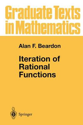 Iteration of Rational Functions (Hardback)