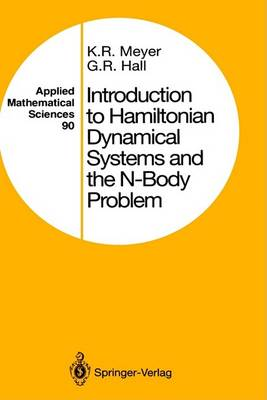 Introduction to Hamiltonian Dynamical Systems and the N-Body Problem (Hardback)