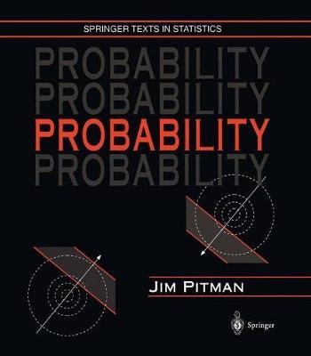 Probability - Springer Texts in Statistics (Hardback)