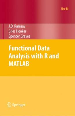 Functional Data Analysis with R and MATLAB - Use R! (Paperback)