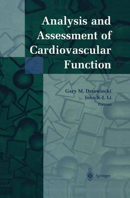 Analysis and Assessment of Cardiovascular Function (Hardback)