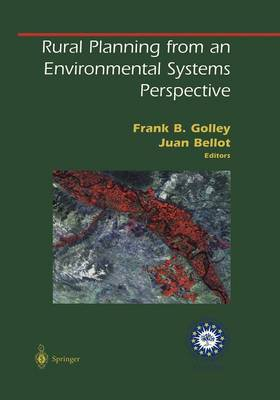 Rural Planning from an Environmental Systems Perspective - Springer Series on Environmental Management (Hardback)
