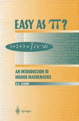 Easy as ?: An Introduction to Higher Mathematics (Paperback)
