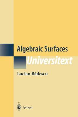 Algebraic Surfaces - Universitext (Hardback)
