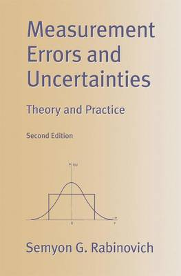 Measurement Errors and Uncertainties: Theory and Practice (Paperback)