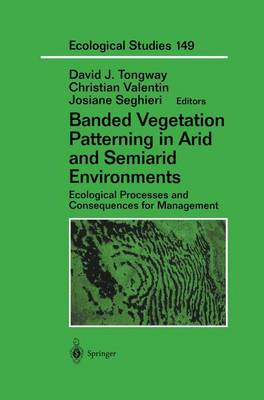 Banded Vegetation Patterning in Arid and Semiarid Environments: Ecological Processes and Consequences for Management - Ecological Studies 149 (Hardback)