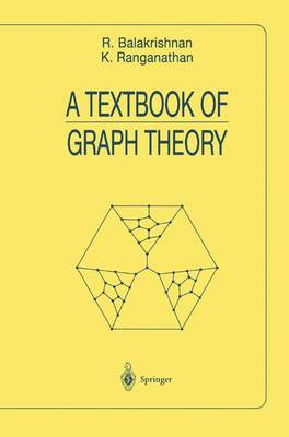 A Textbook of Graph Theory - Universitext (Hardback)