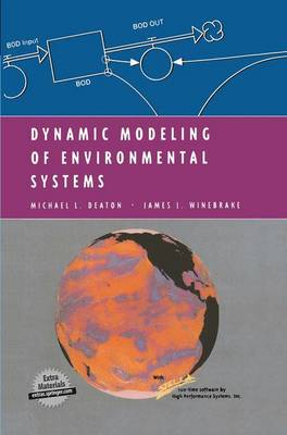 Dynamic Modeling of Environmental Systems - Modeling Dynamic Systems