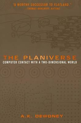 The Planiverse: Computer Contact with a Two-Dimensional World (Paperback)