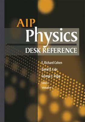 AIP Physics Desk Reference (Hardback)