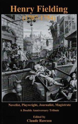 Henry Fielding: Justice Observed (Hardback)