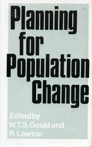 Planning for Population Change (Hardback)