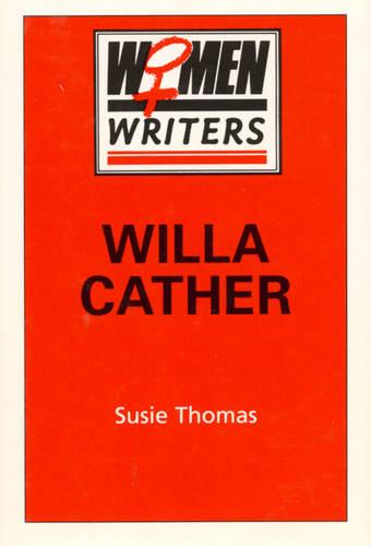 Willa Cather (Hardback)