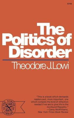 The Politics of Disorder (Paperback)