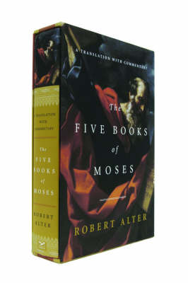 The Five Books of Moses: A Translation with Commentary (Hardback)