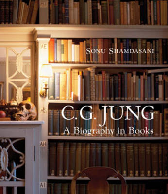 C. G. Jung: A Biography in Books (Hardback)