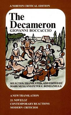 The Decameron - Norton Critical Editions (Paperback)