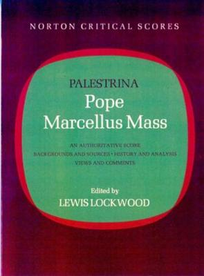 Pope Marcellus Mass (Paperback)