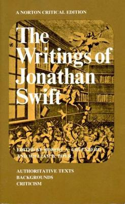 The Writings of Jonathan Swift - Norton Critical Editions (Paperback)