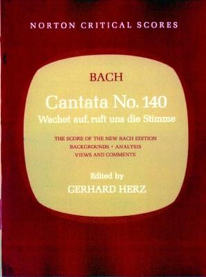 Cantata No. 140 - Norton Critical Scores (Paperback)